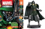 Marvel Fact Files Doctor Doom Special With Figurine Eaglemoss